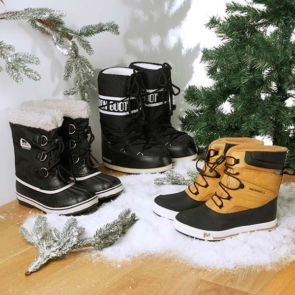 Μπότες χιονιού