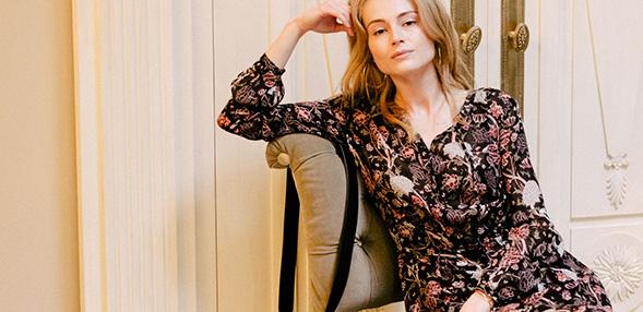 Μακρύ φόρεμα για ξεχωριστό στυλ