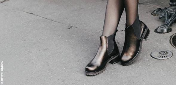Ψηλές μπότες ή μποτάκια;