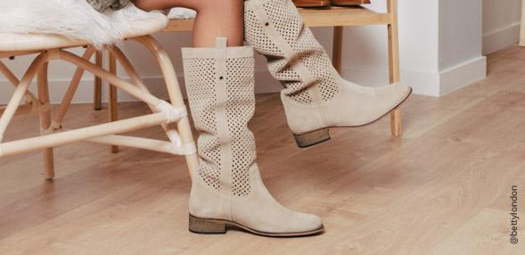 Κάντε ζουμ στις μπότες