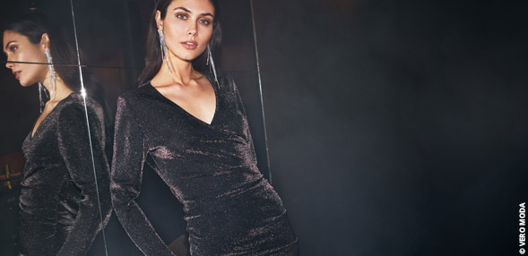 Το απαραίτητο μαύρο φορεματάκι