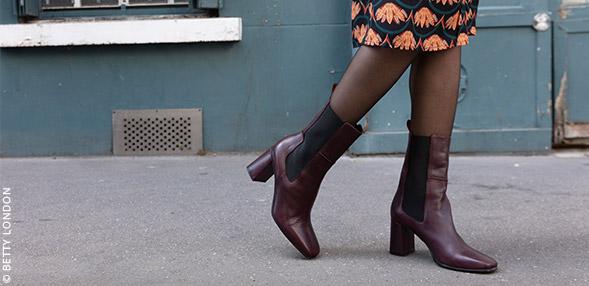 Τάση μπότες