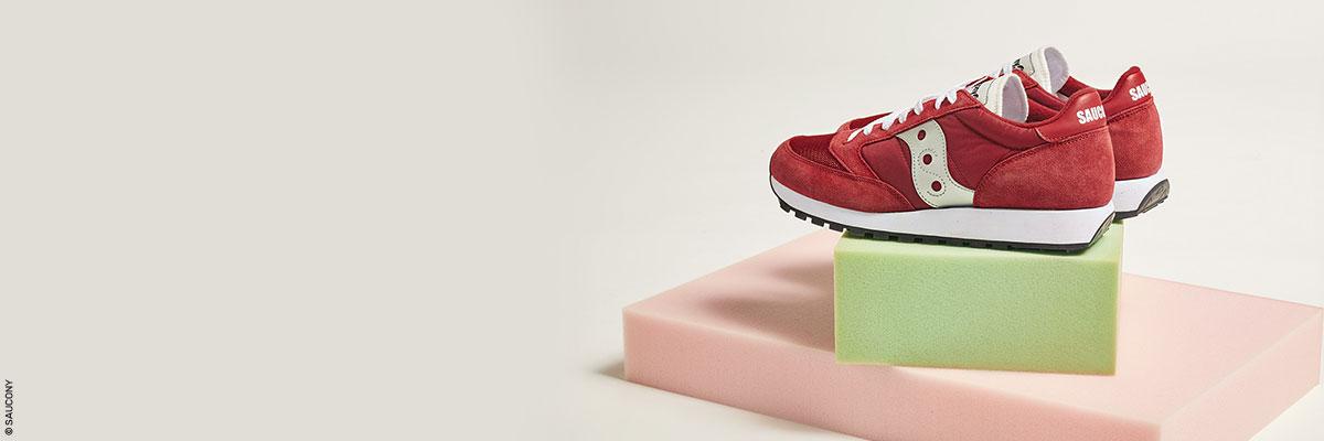 Εθισμένοι στα sneakers