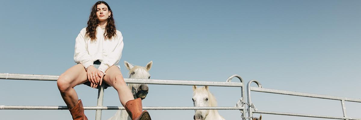 Η cowgirl δύναμη